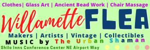 willamette flea july 2021