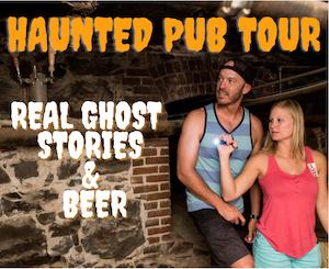 Beerquest Halloween Banner 2021