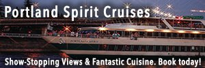 Banner for Portland Spirit Cruises