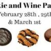 Cookie and Wine Pairing