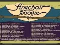 Armchair Boogie & Far Out West at The Goodfoot