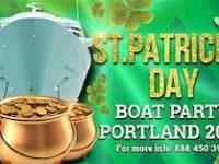 Saint Patricks Day Boat Party Portland OR