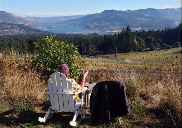 Aniche Winery, Columbia Gorge