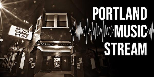 portland music stream