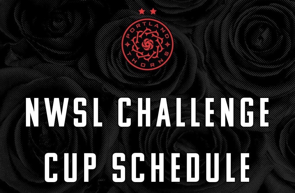 Portland Thorns 2020 Schedule Info