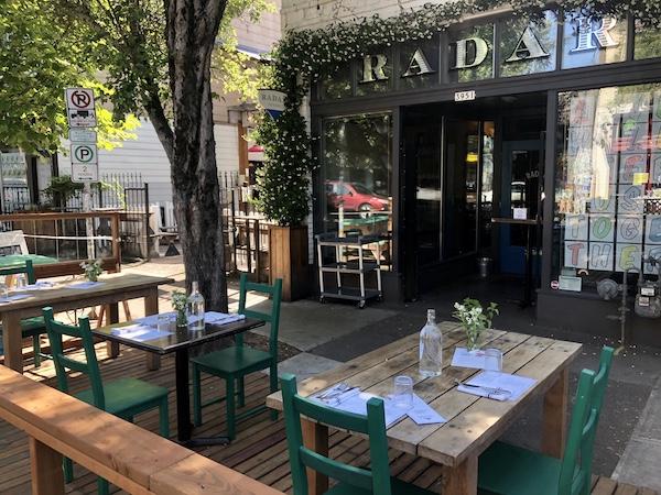 Radar Restaurant
