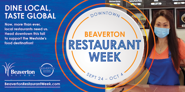 beaverton restaurant week featured