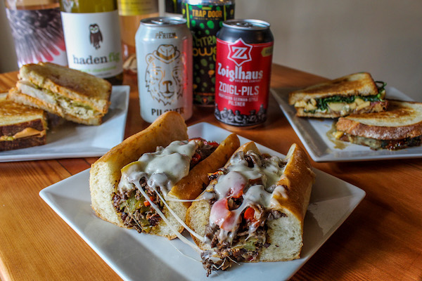Cheesesteak Group portland bottle shop