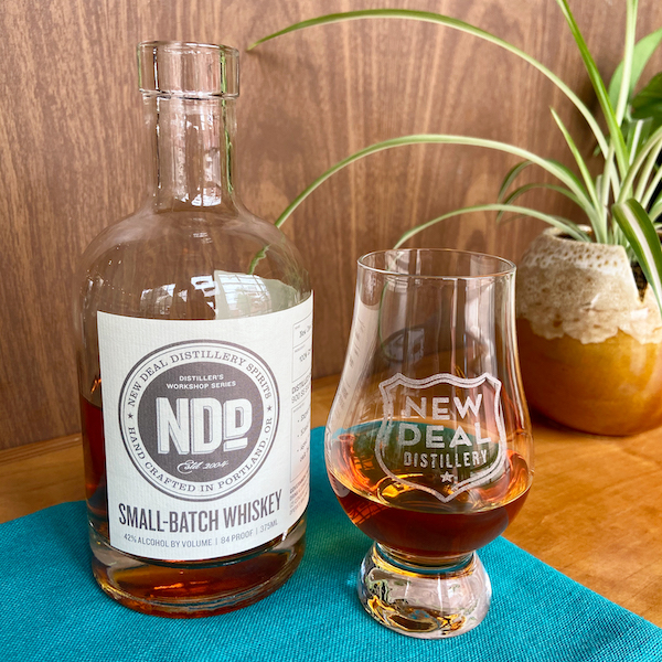 new deal distillery portland