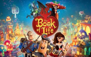 Rose City Rollers Presents Cinema Under The Stars with RCR: The Book of Life (In English with Spanish Subtitles) @ Oaks Park