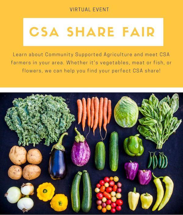 CSA Share Fair
