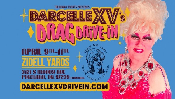 Darcelle XV Drive In